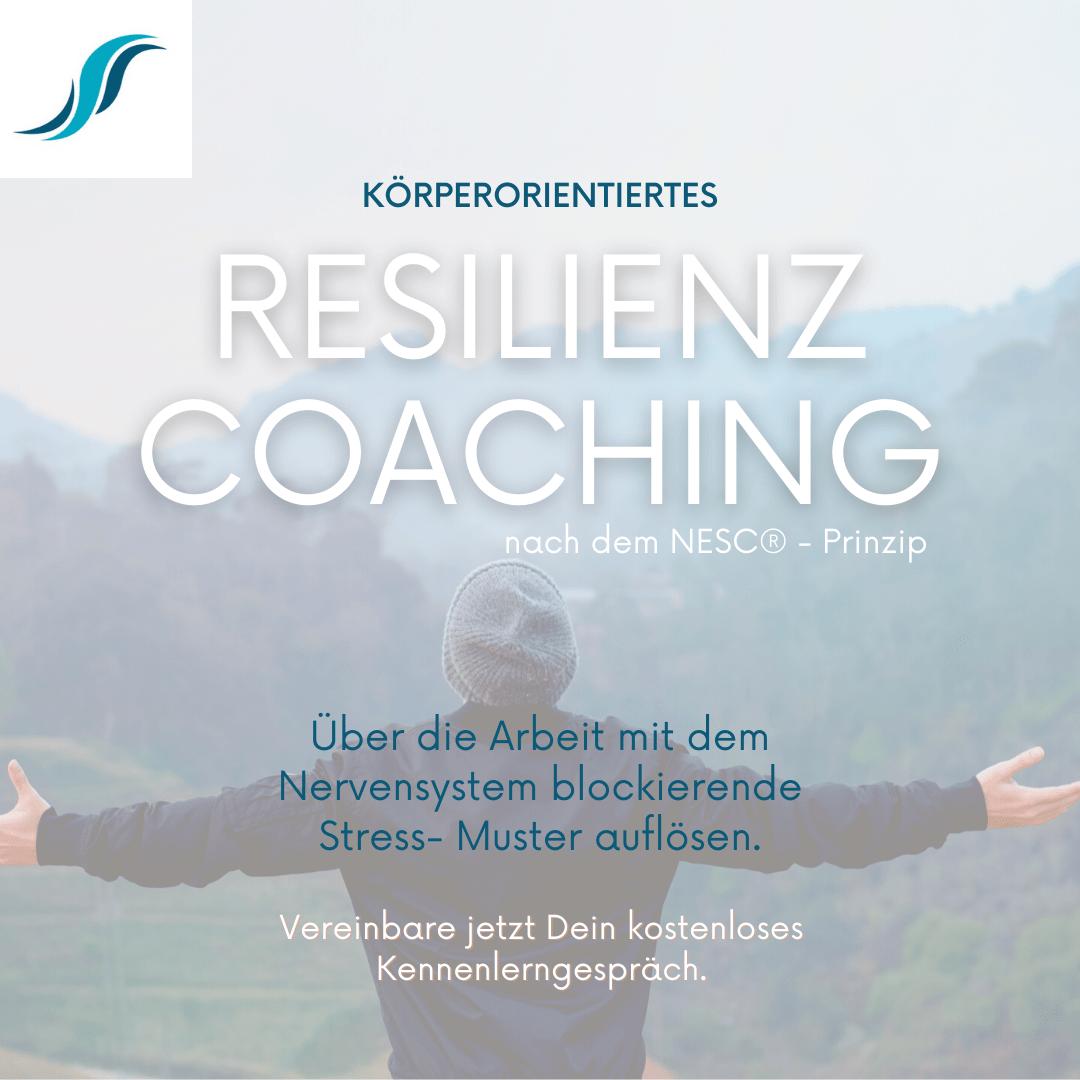 Körperorientiertes Resilienz- Coaching für mehr Widerstandskraft, Energie & Selbstbestimmung