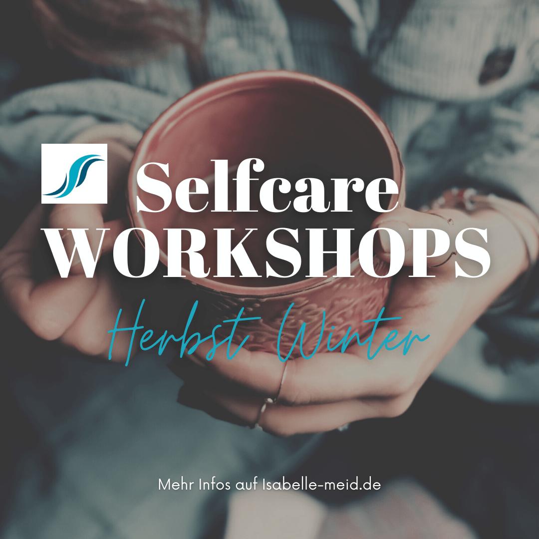Selfcare Workshops HW21